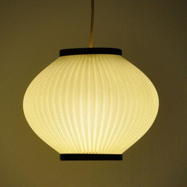 Located using retrostart.com > Hanging Lamp by Sven Aage Holm Sørensen for Holm Sørensen and Co