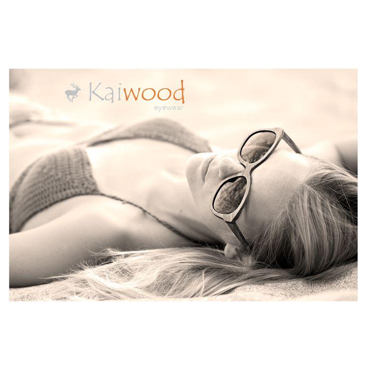 anteojos de madera hechos a mano! Marca chilena.  wooden sunglasses. Chilean brand #handmade #kaiwood