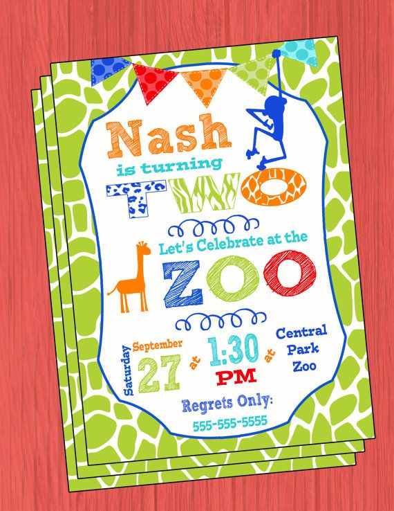 15 best bday party ideas images on pinterest bday party ideas zoo birthday invitation boys zoo birthday invitation boys zoo birthday party invitation stopboris Choice Image