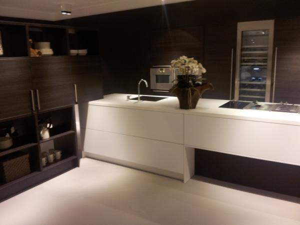 Baroc kitchen worktop by Erbi