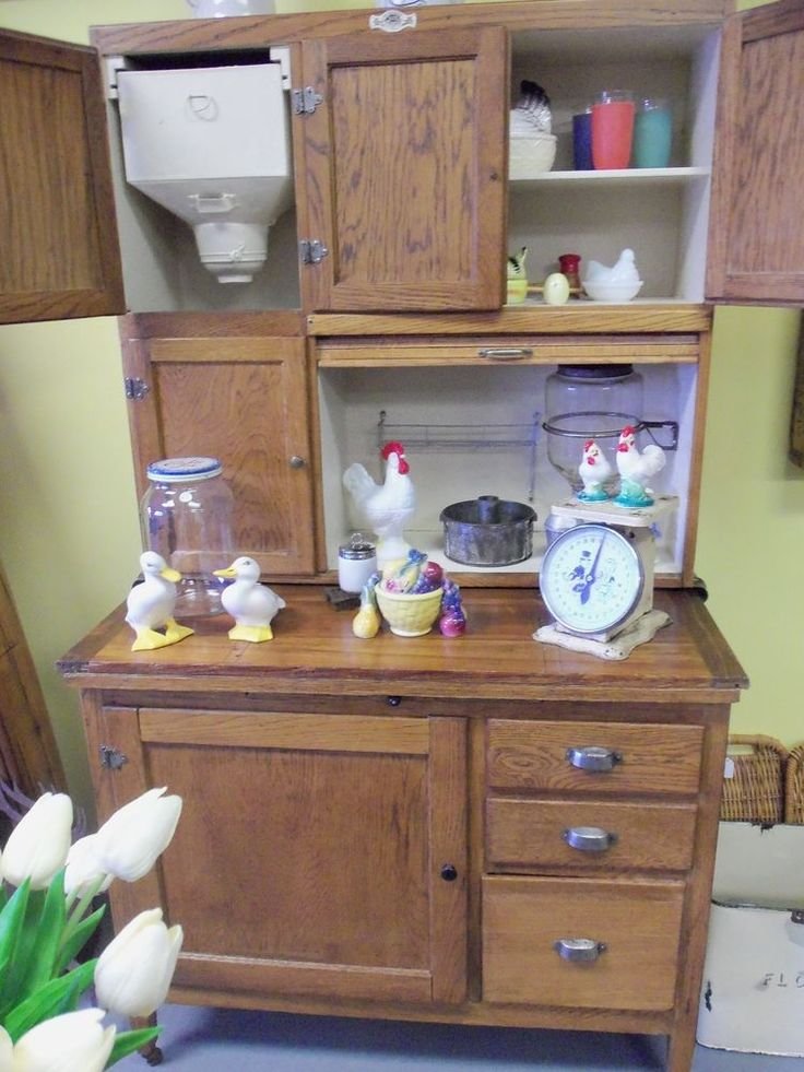 antique hoosier cabinet best 25 hoosier cabinet ideas on oak 10647