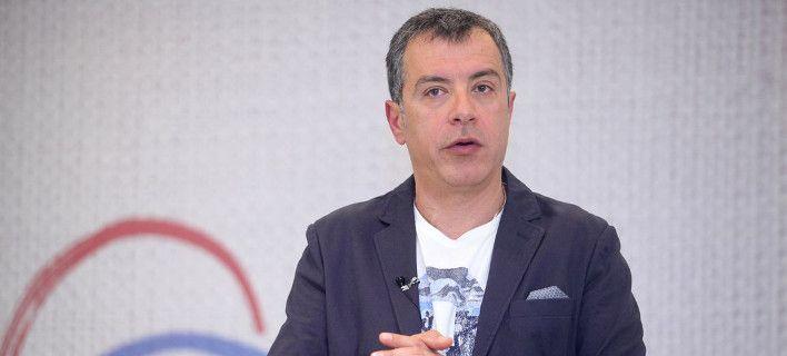 Σφοδρή επίθεση εξαπέλυσε από την Θεσσαλονίκη ο Σταύρος Θεοδωράκης, απαντώντας στις κατηγορίες του Παύλου Χαϊκάλη.