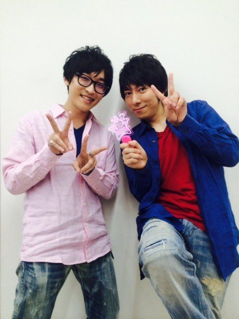 Takuma Terashima and Wataru Hatano. Photo by Takuma Terashima blog.