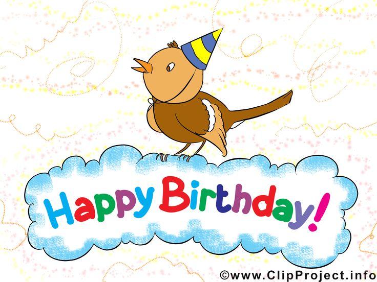 Clipart Anniversaire joyeux anniversaire images gratuites clipart | anniversaire