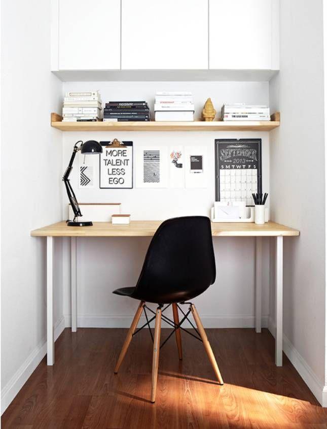 best 25+ small home office desk ideas on pinterest | office desks