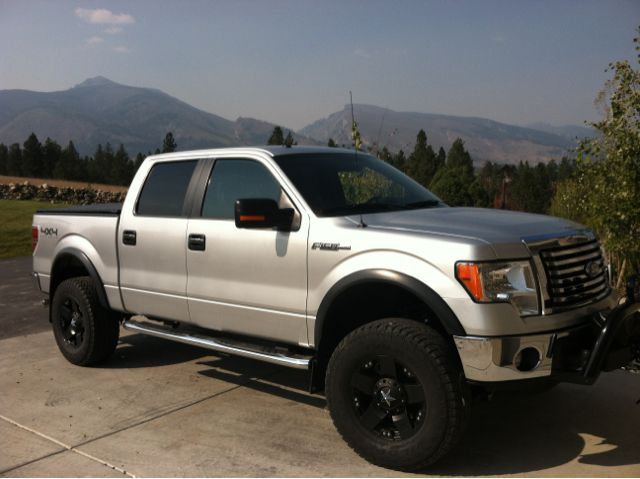 Ford Raptor Lifted Trucks