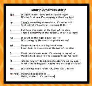 Scary Dynamics Story for halloween 2