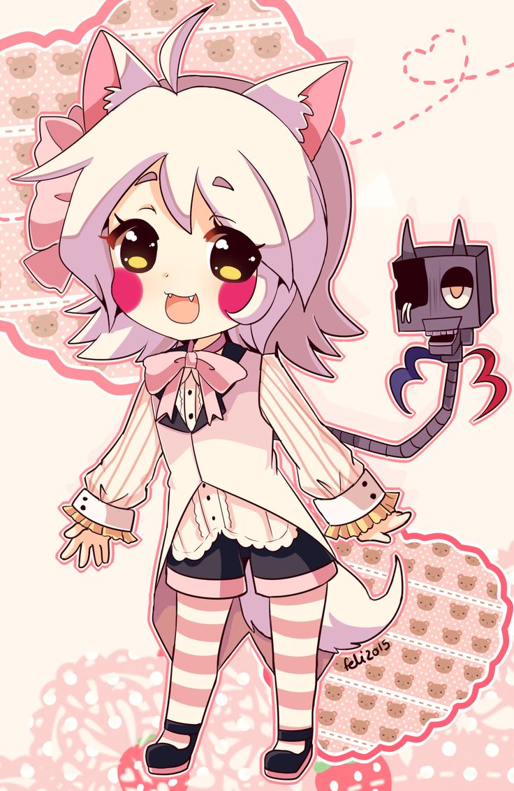 how to draw mangle cute