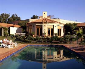 Tuscany Wine Estate Resort, #Hotels #Pokolbin #DaySpa close by. You are bound to have an amazing time here. www.ozehols.com.au/4321