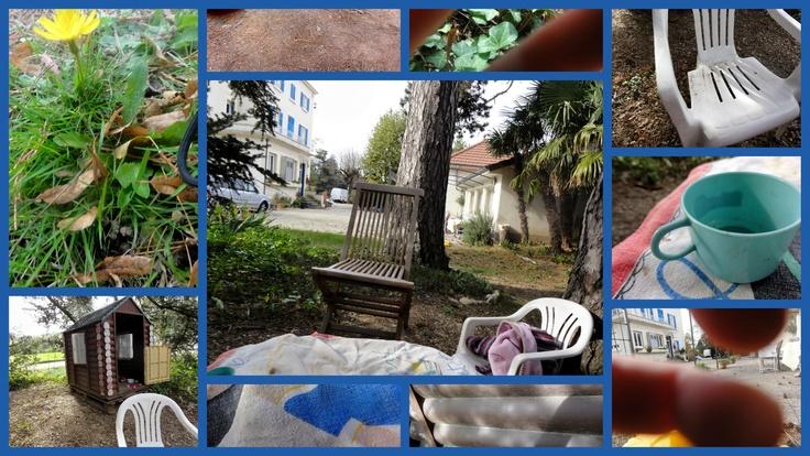 Le Manoir vu par Mimosa (3 ans)