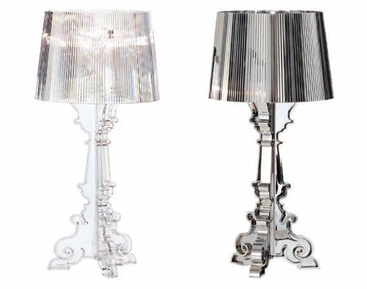 The Luxury Desian Idaman lights from kartell-Burgie