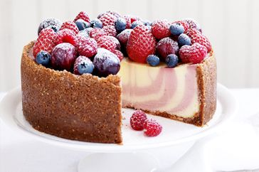 Video: How to make Summer Berry Cheesecake