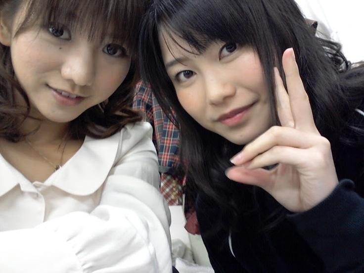 Akicha and Yuihan #AKB48