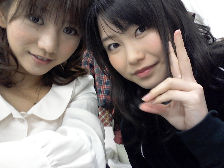 Akicha and Yuihan #AKB48