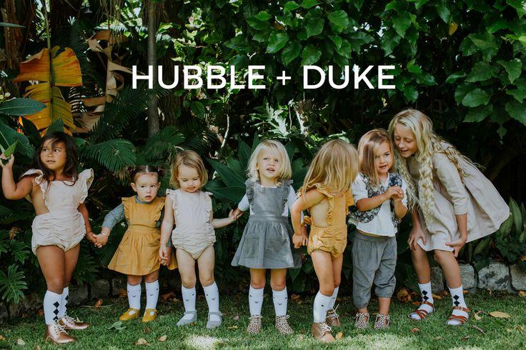 Hubble & Duke  Lila & Huxley