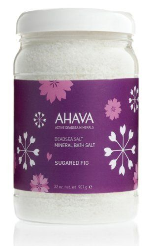 Ahava Salt Celebration Set, Fig by AHAVA. $22.00. Approved for sensitive skin and allergy tested. These limited edition salt jars are paraben-free. Packaged in giftable jars for the holidays. These limited edition 100% pure dead sea salts are scented with the natural oils of key ingredients in ahava's signature products. Packaged in giftable jars, these one-of-a-kind salts make great gifts for everyone on your list!