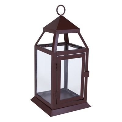 Affordable Elegance Bridal - 10 Small Brown Lanterns for Wedding Centerpieces, $164.99 (http://www.affordableelegancebridal.com/10-small-brown-lanterns-for-wedding-centerpieces/)