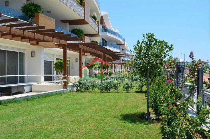 #Фешенебельная #недвижимость в элитном комплексе с собственным пляжем и прекрасными видами на #средиземное #море -#Конаклы #Недвижимость - #Алания Недвижимость -#Анталия - #Турция