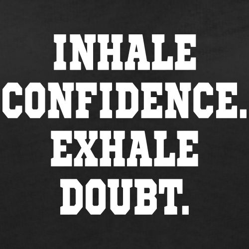 INHALE CONFIDENCE EXHALE DOUBT - SPA DAY IDEAS-spa day, spa day outfits, spa day…