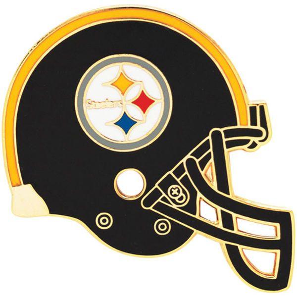 Pittsburgh Steelers WinCraft Helmet Logo Pin - $6.99