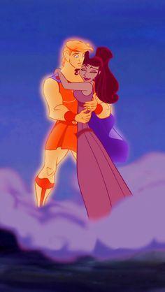 ριntєrєѕт: bronzed_goddess   Hercules and Megara