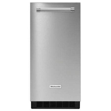 KitchenAid KUIX305E 15 Inch Wide Automatic Ice Maker with Max Ice Mode
