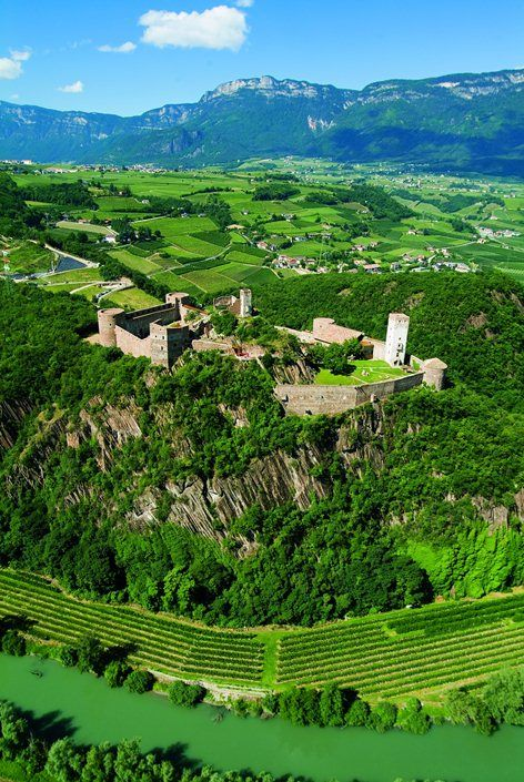 MMM Messner Mountain Museum Firmian, Bolzano, 2006 – Werner Tscholl, Architekt