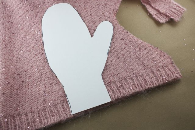 Sweater Mittens13