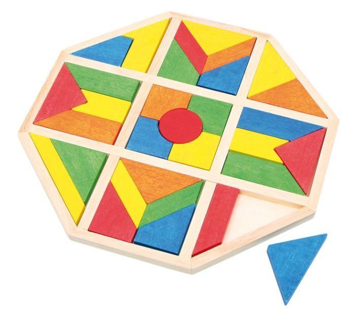 """Mozaika """"oktagon"""""""