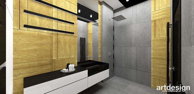 CASTLES IN THE AIR   Designerski projekt łazienki