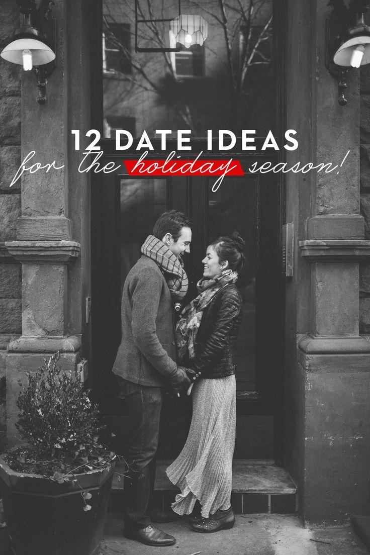 Dating around the holidays