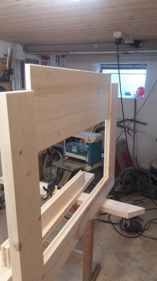 Türen auf Maß einfach selber bauen – Bauanleitung zum Selberbauen – 1-2-do.com…