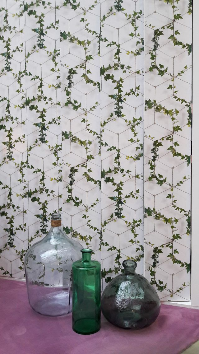 M s de 1000 ideas sobre papier peint 4 murs en pinterest vert de gris fond - 4 murs papiers peints ...