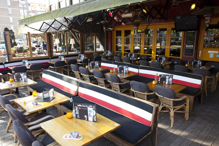 Cafe Bolle, Tilburg by Big Pillows v