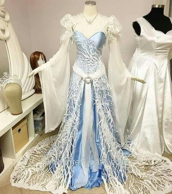 Elvish or Ice Princess