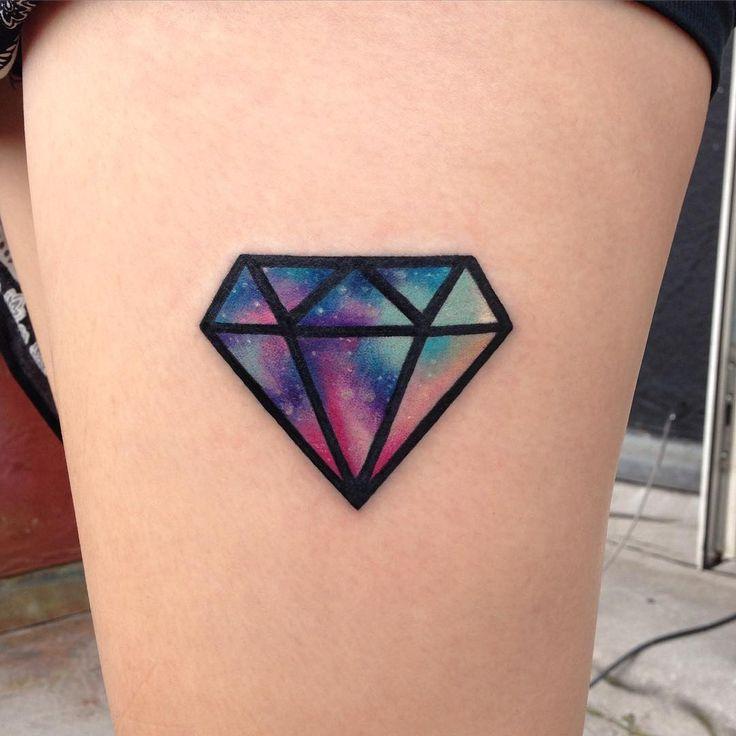 Galaxy Diamond by Tom Petucco