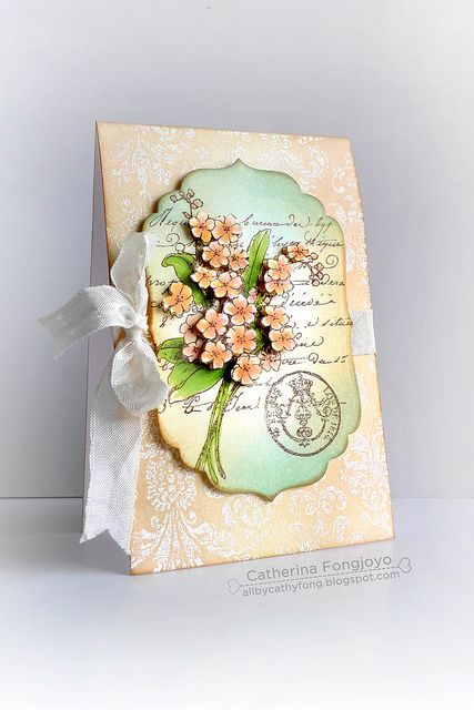 incredibly beautiful card with lovely coloring...