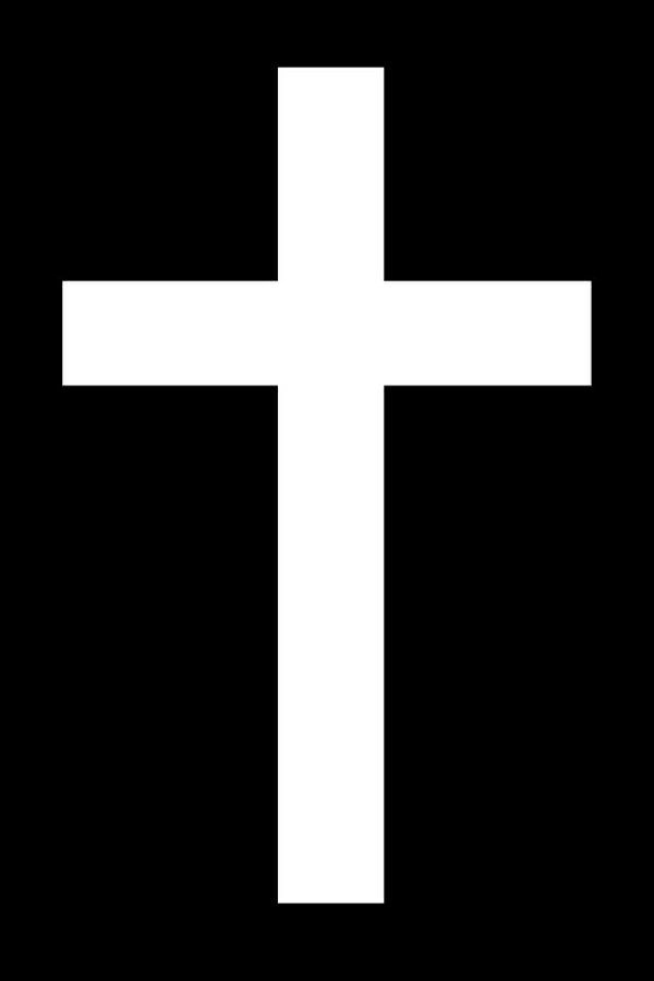 Pretty black and white | The cross of christ, Cross background