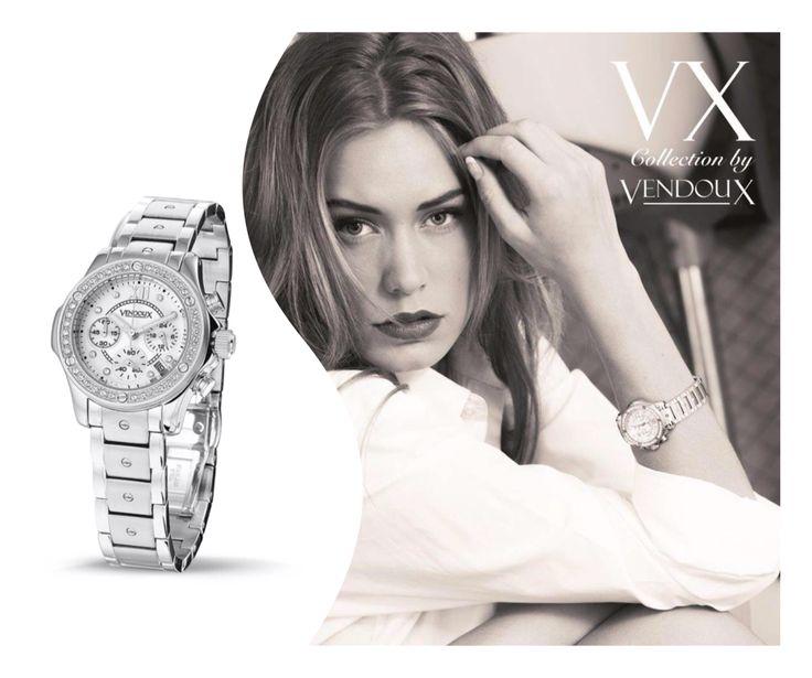MustHave Fashion watches! Stylish &!effortless #VendouX #MS20110 #VX  www.vendoux.com