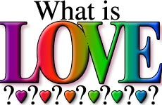 What Is Love? Click to read the article