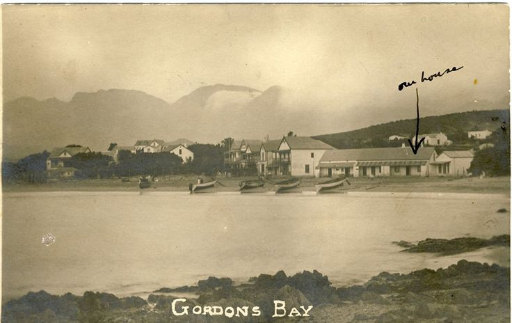 Gordon's Bay, Cape Town.