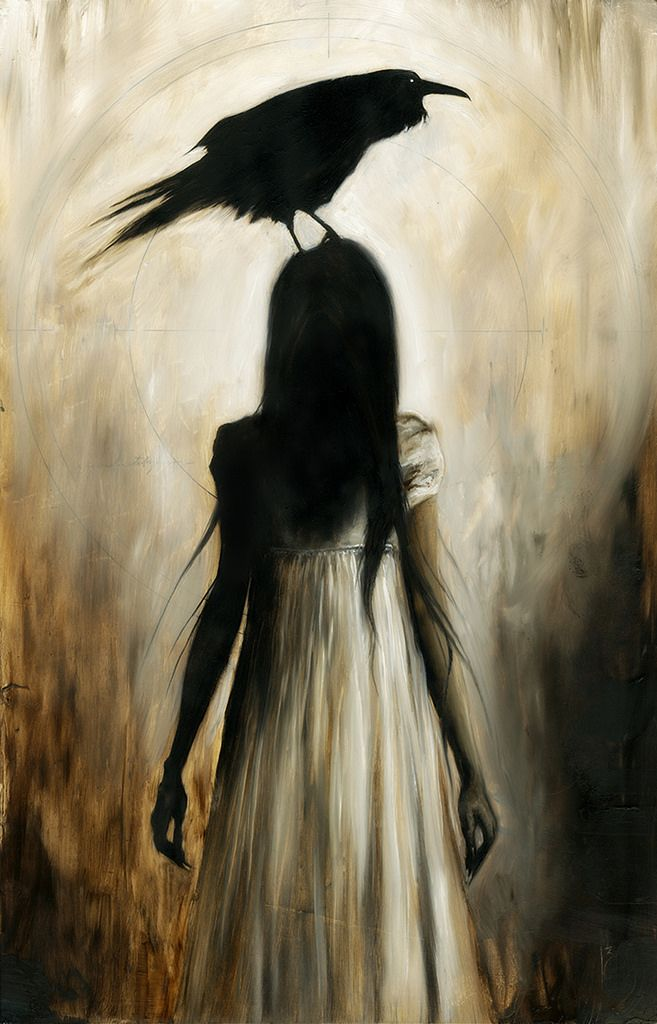Gothic horror art the image kid has it for Gothic painting ideas