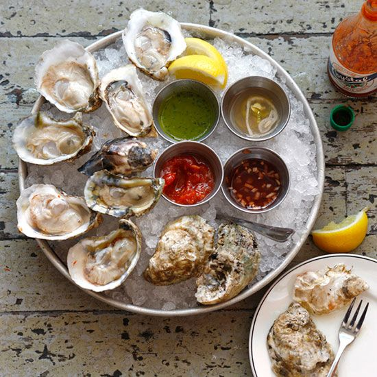 "Even though oyster farming means oysters are good to eat year-round—not just in months ending in ""r""—today is the traditional start of oyster season. Here, the best ways..."