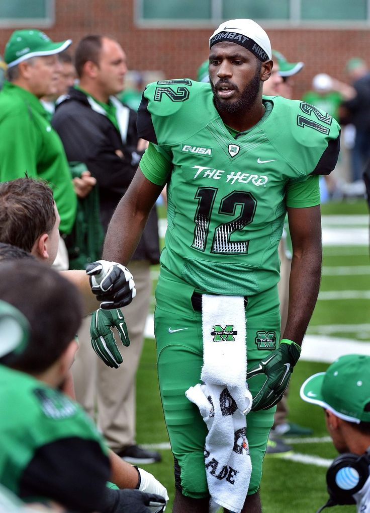 marshall football cato happy however herd scores