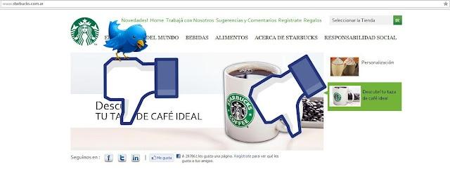 Starbucks necesita urgentemente una buena asesoría a nivel de SMO y de Community Manager