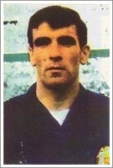 Iríbar. 1967-68. Selección Española. Cromos Ruiz Romero.
