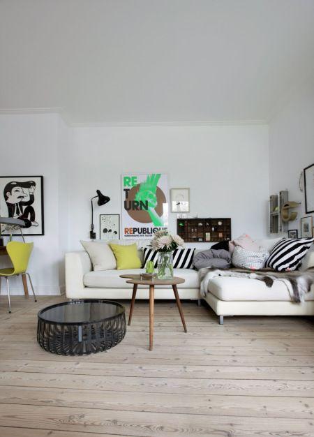 Valkoinen sohva?