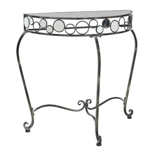 Powell Furniture Reflections Console Table: Furniture : Walmart.com