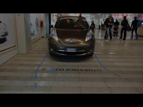 Scopri Nissan LEAF: la prima auto elettrica alla portata di tutti!Agoprime