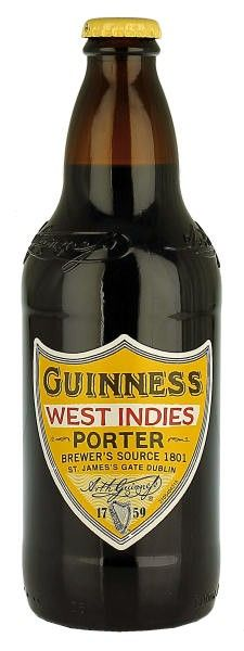 Guinness West Indies Porter (BB Date 09/03/16)